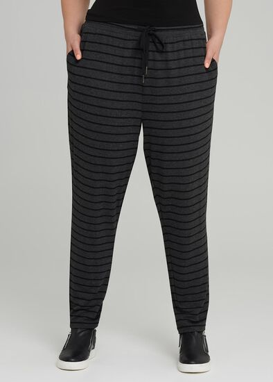 Winter Stripe Pant