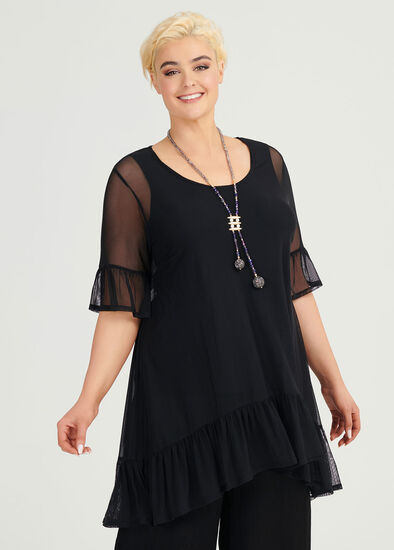 Black Magic Tunic