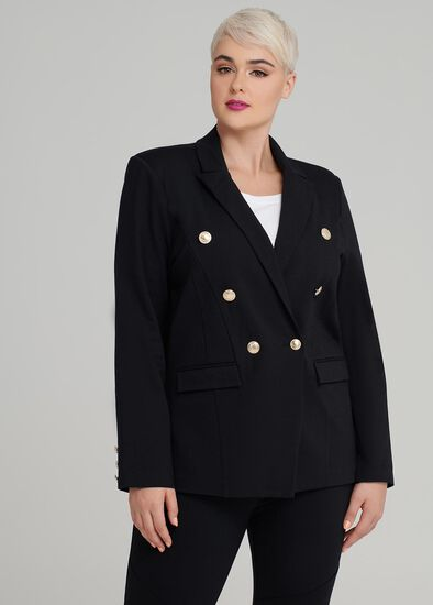 Coco Luxe Jacket