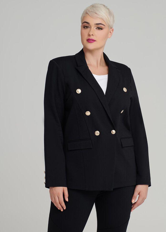 Coco Luxe Jacket, , hi-res