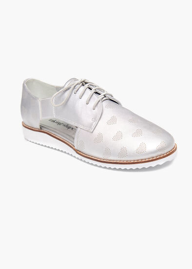Lucy Heart Brogue