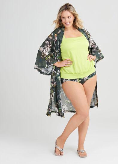 Modal Tropical Kimono