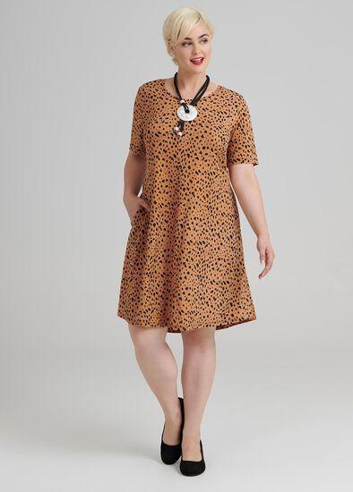 Tigeress Dress