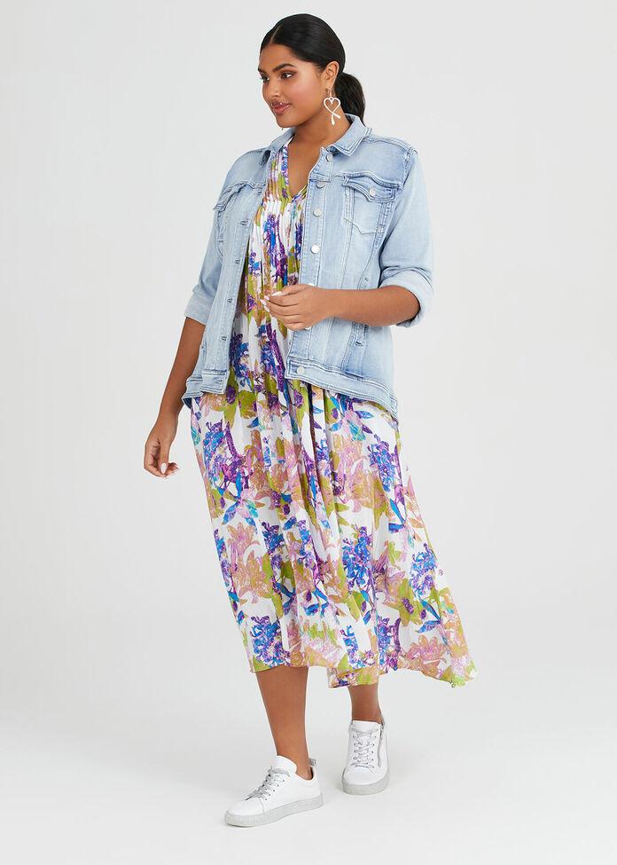 Ku De Ta Natural Dress, , hi-res
