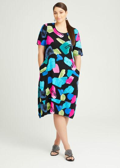 Bamboo Mimosa Pocket Dress