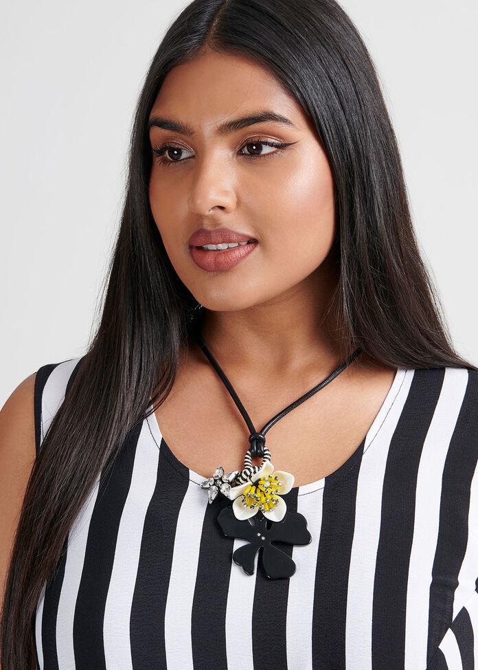 Flower Power Necklace, , hi-res