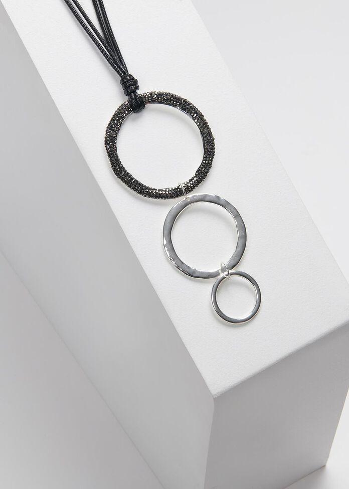 Still Rings Necklace, , hi-res