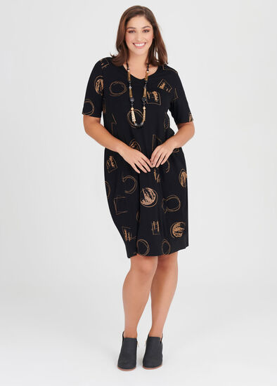 Natural Modern Luxe Dress