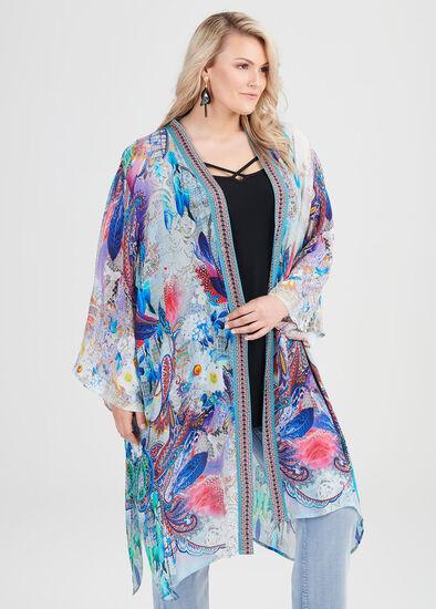 Natural Dreamy Kimono