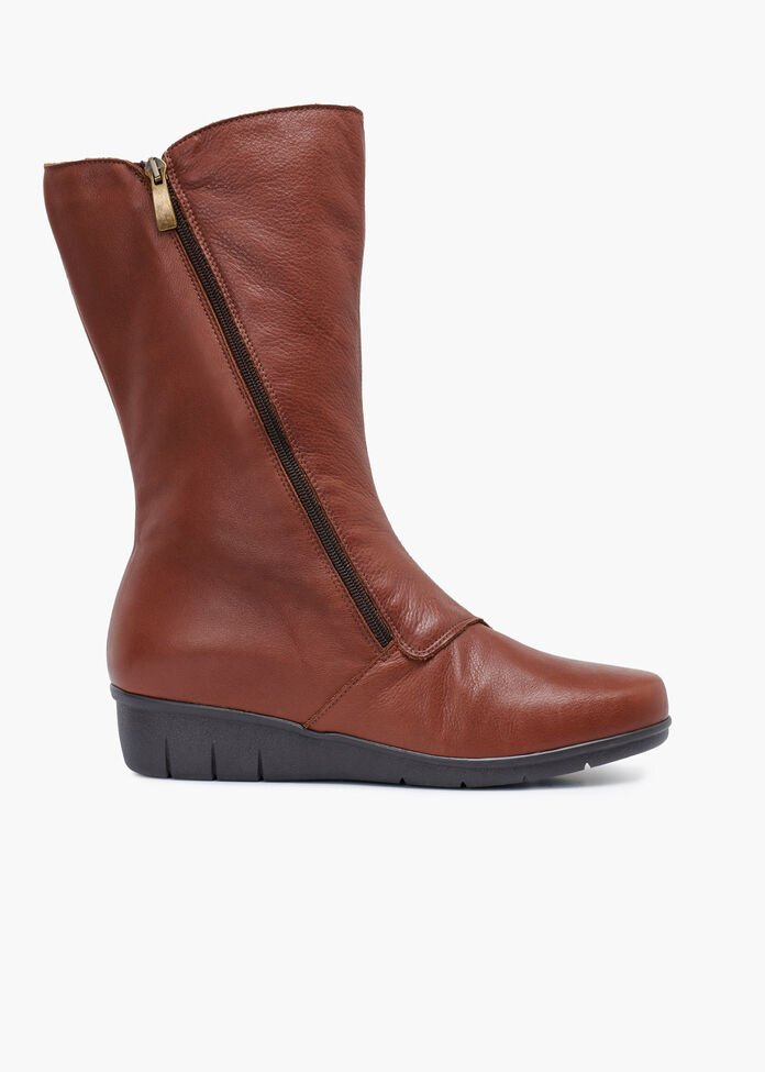 Scout Spanish Tan Boot, , hi-res