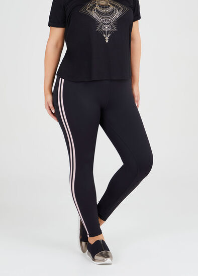 Active Stripe Legging