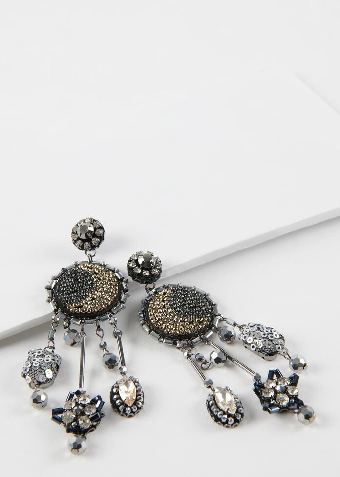 The Dreamcatcher Earrings, , hi-res