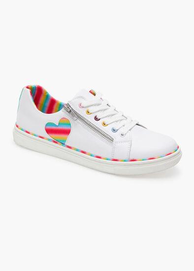 The Rainbow Sneaker