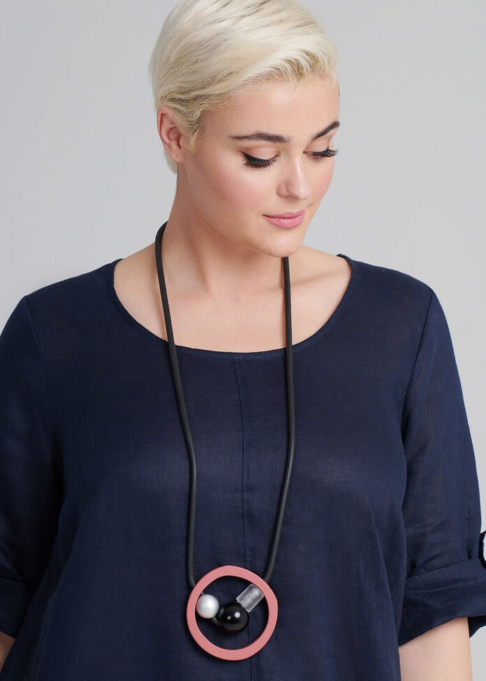 Loop Da Loop Necklace, , hi-res
