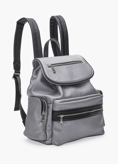 Silver Siren Backpack