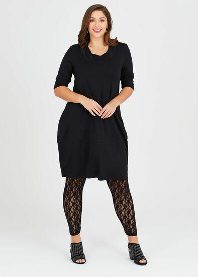 Filigree Lace Legging
