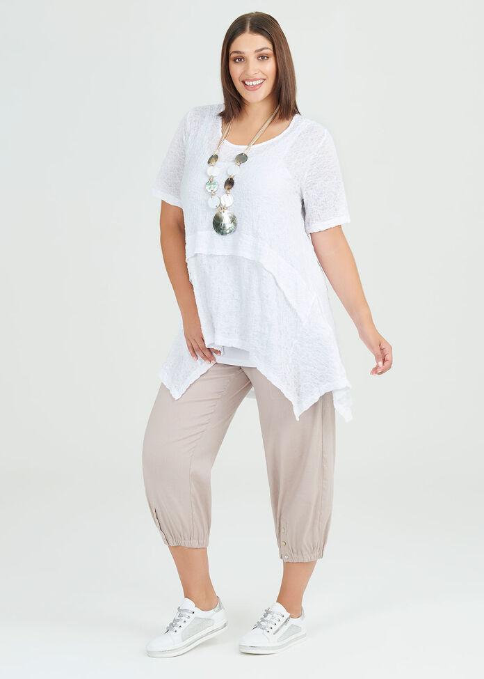 Whisper Cotton Tunic, , hi-res