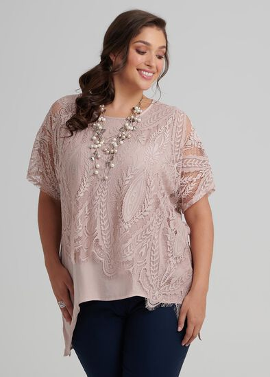 Lou Lou Lace Top