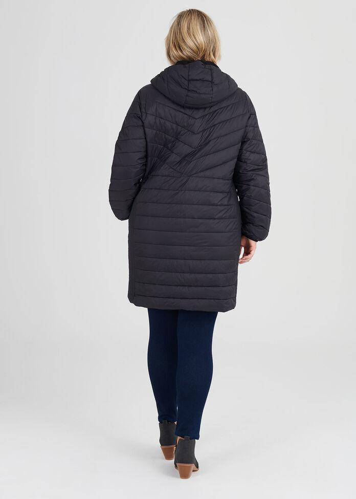 Explore Puffer Jacket, , hi-res