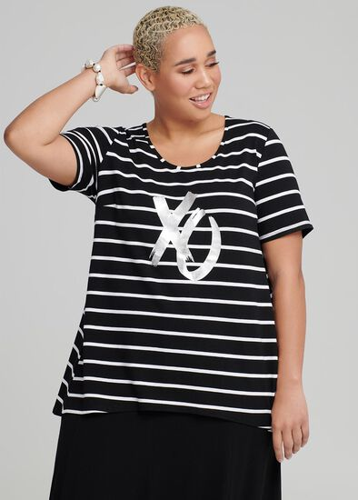 Kindness Stripe Top