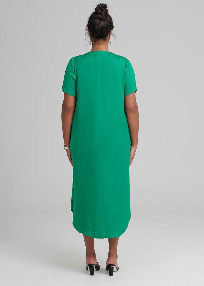 Luxe Catalan Dress, , hi-res