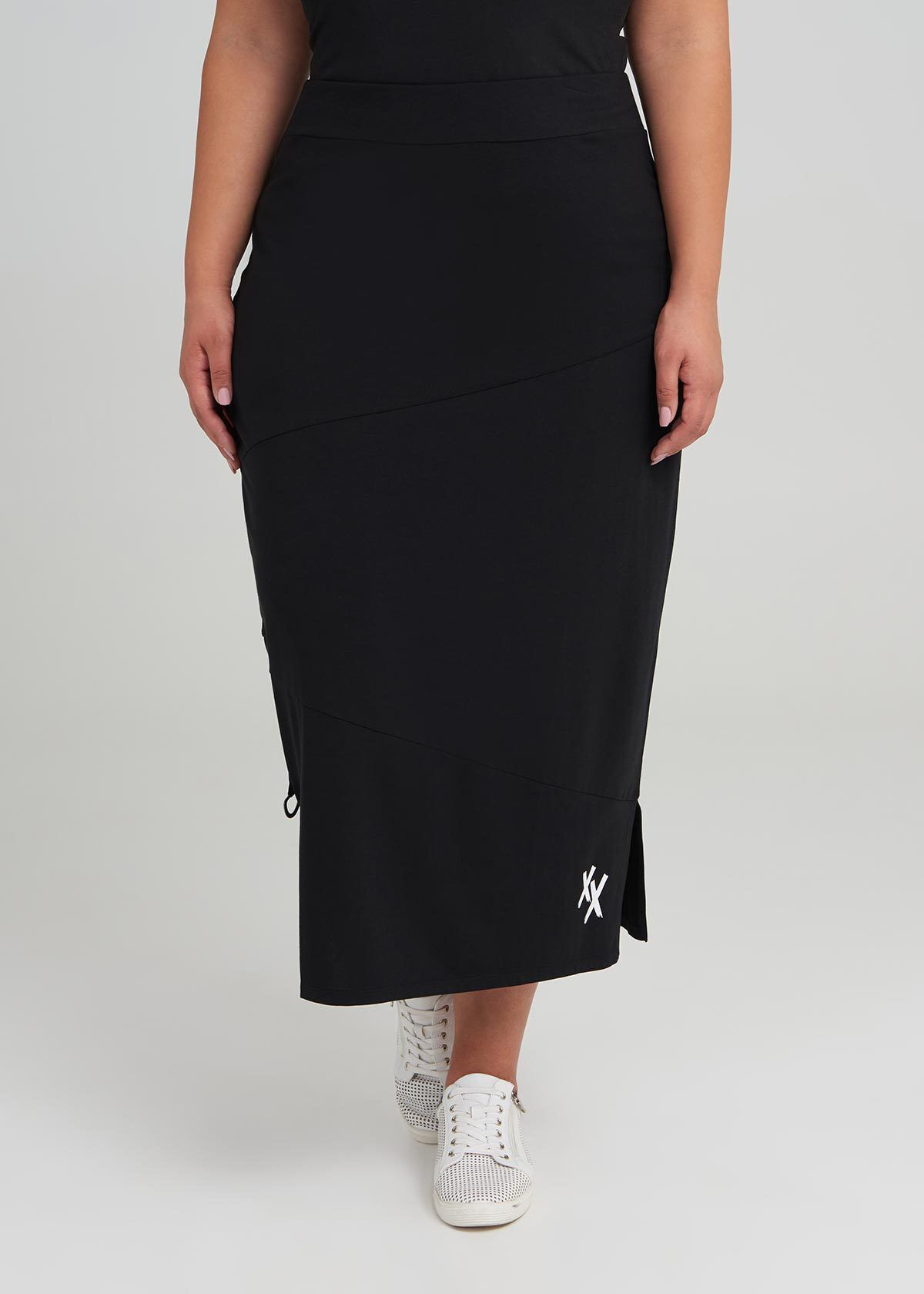 Long Printed Skirts Plus Size Ficts