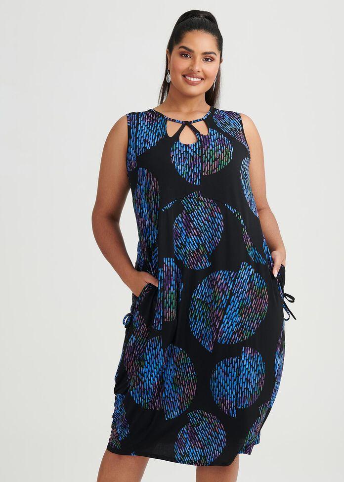 Flounce Dress, , hi-res