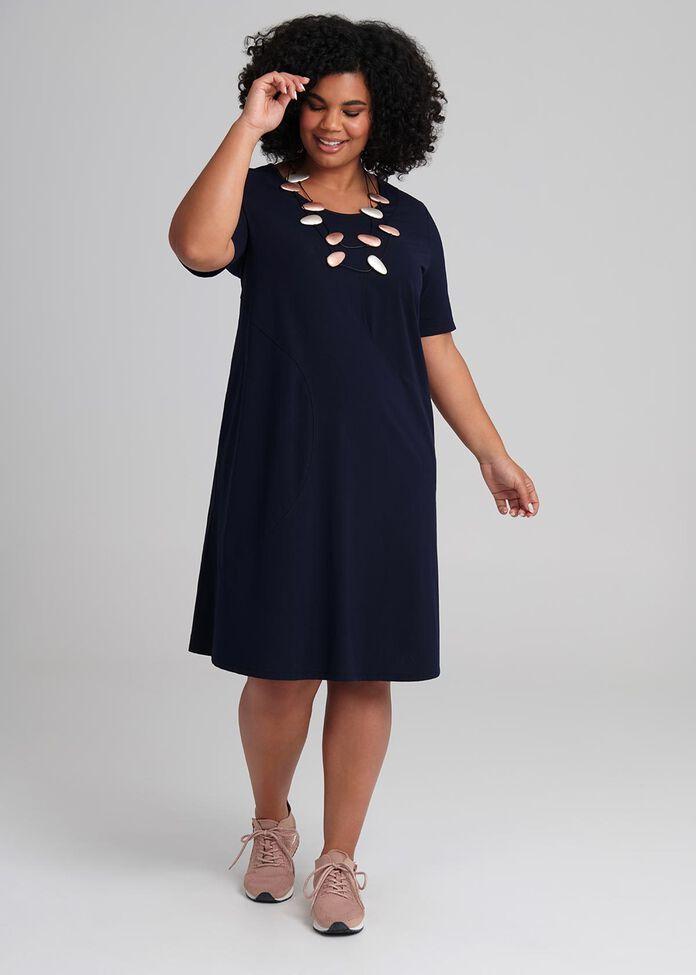 Cotton Ardent Dress, , hi-res