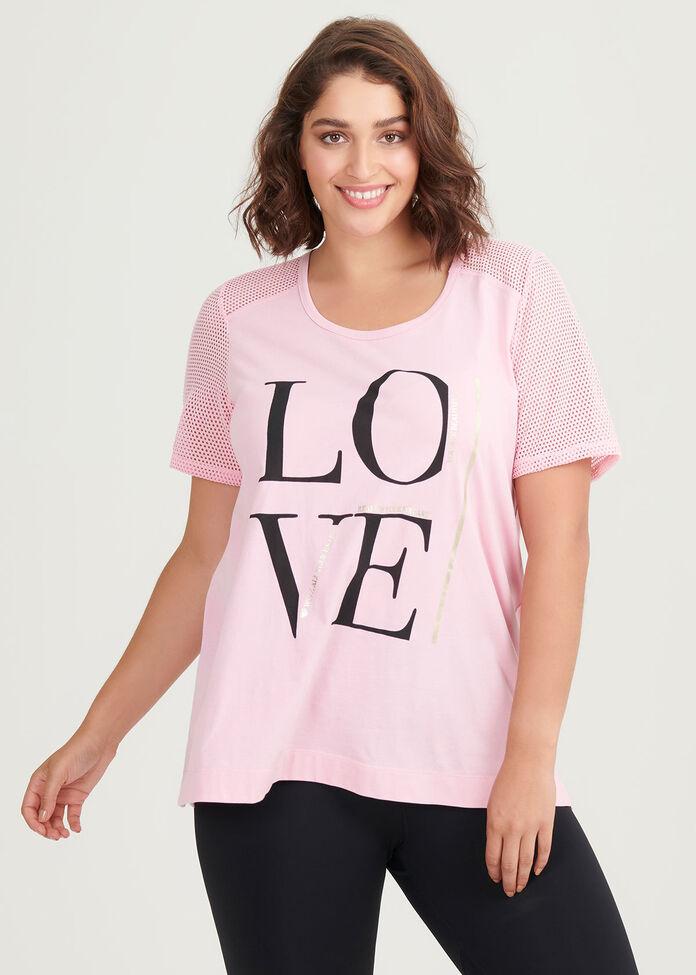 Organic Love Active Top, , hi-res
