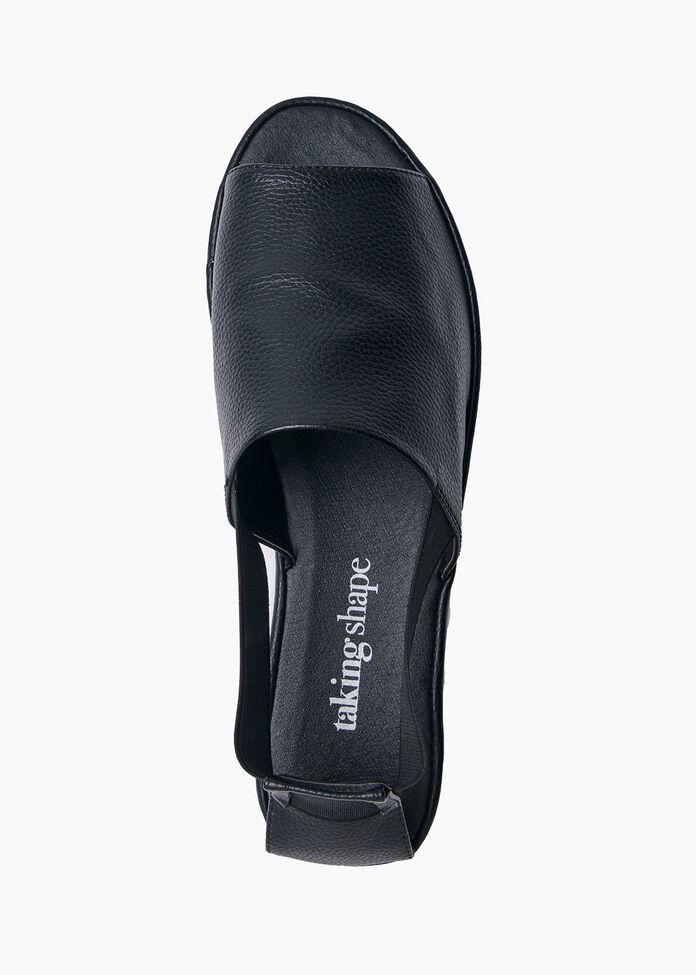 Black Siren Sandal, , hi-res