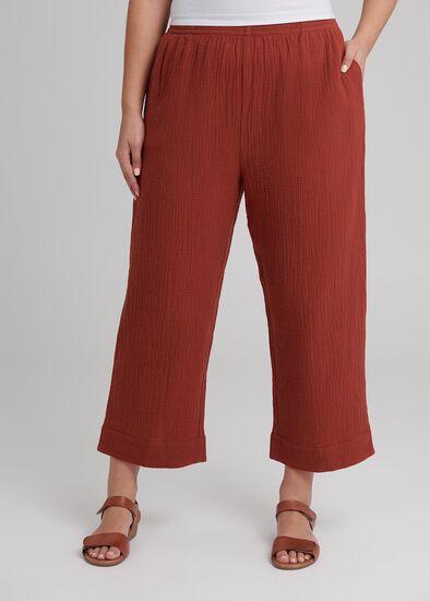 Cotton Malta Pant