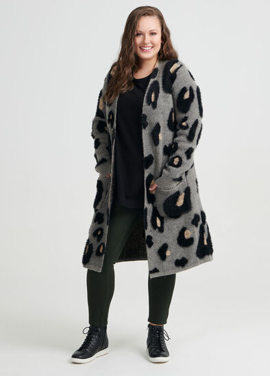 Wild At Heart Cardigan