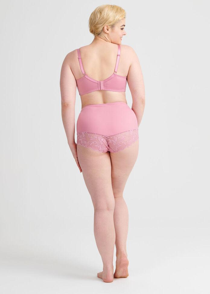 Lace Underwire Bra Sizes 20-24, , hi-res