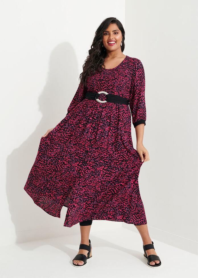 Camden Maxi Dress, , hi-res