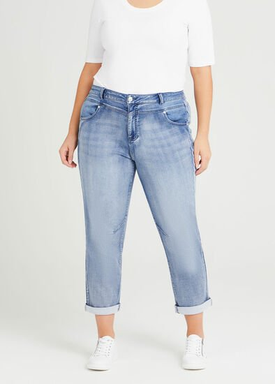 The Easy Fit Denim Jean