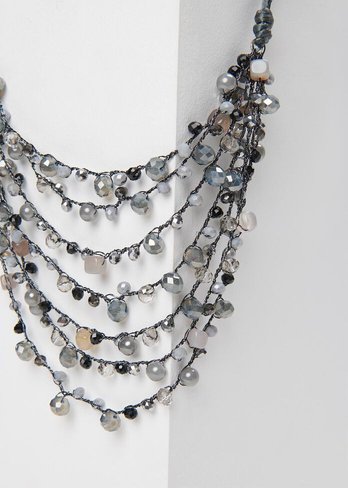 White Light Necklace, , hi-res