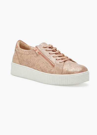 Always Blushing Sneaker