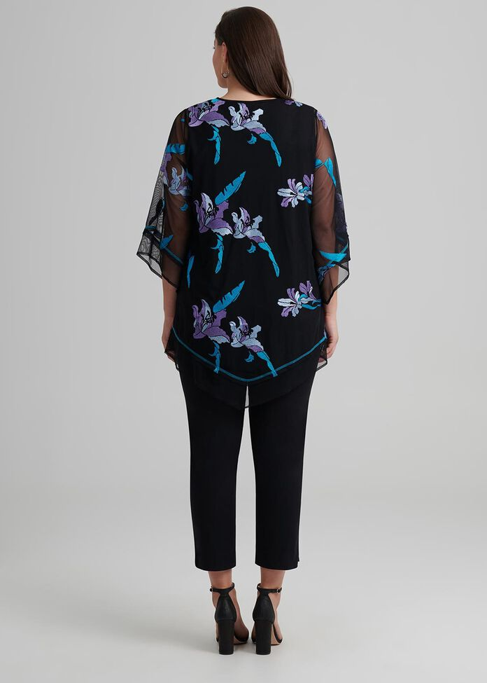 Lily Embroidered Tunic, , hi-res