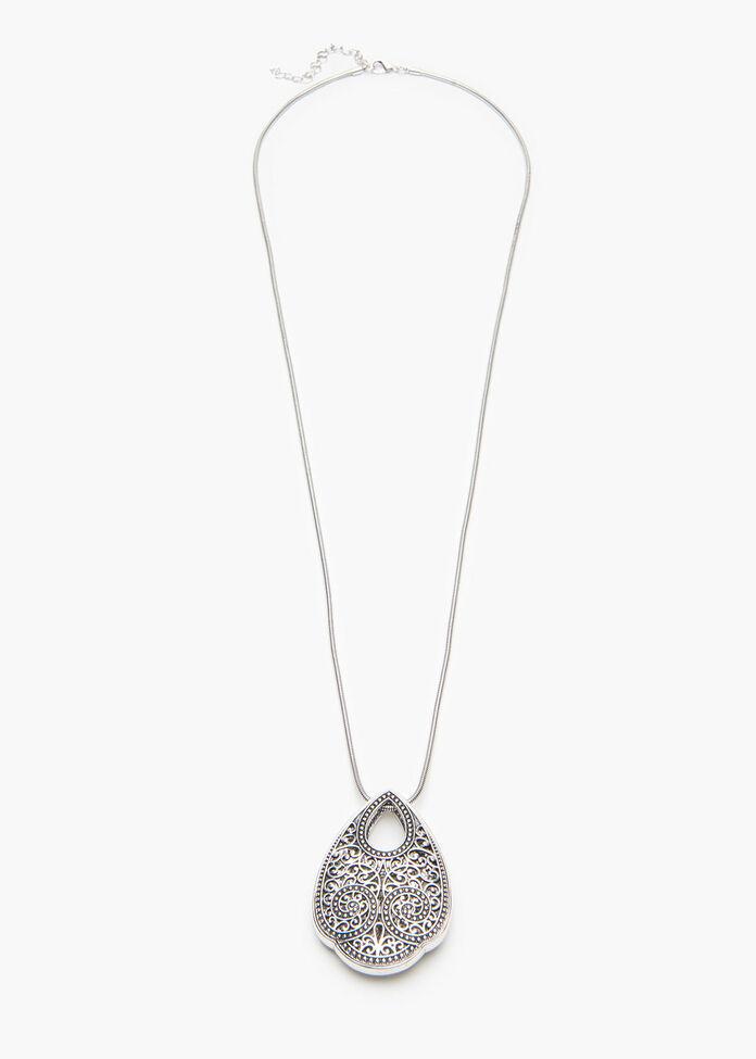 Droplets Necklace, , hi-res