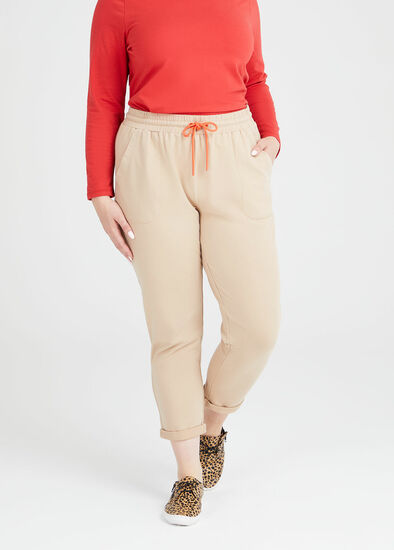 Organic Relaxed Jogger