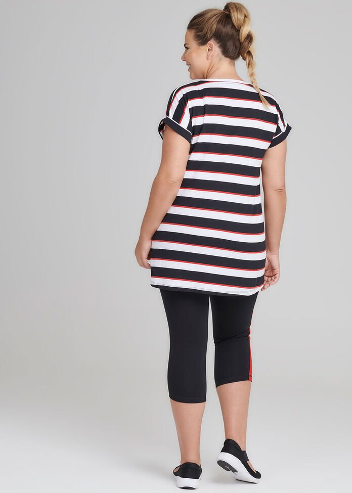 Milano Stripe Top, , hi-res