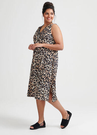 Cotton Animal Dress
