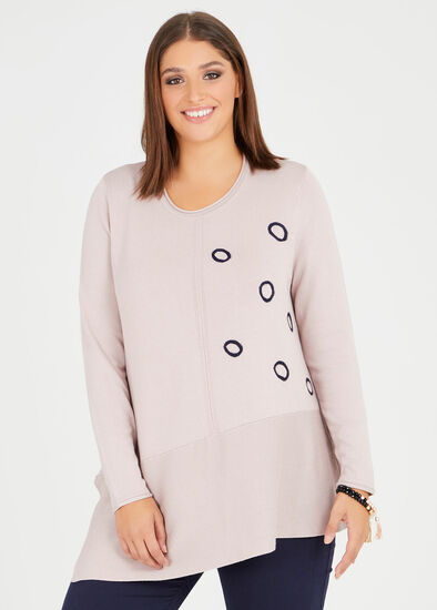 Oriana Natural Jumper