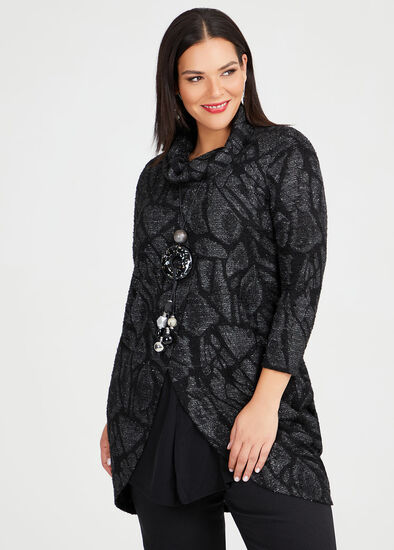 Glam Lounge Tunic