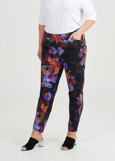 Rose Garden Linen Pant