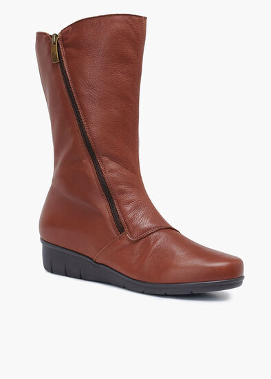 Scout Spanish Tan Boot
