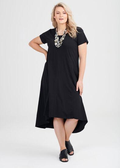 Organic Easyfit Dress