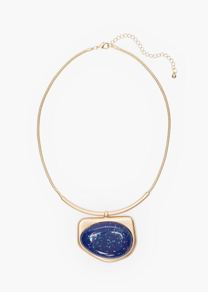 Blue Lagoon Necklace, , hi-res