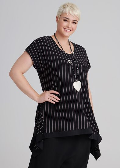 Sileni Stripe Top
