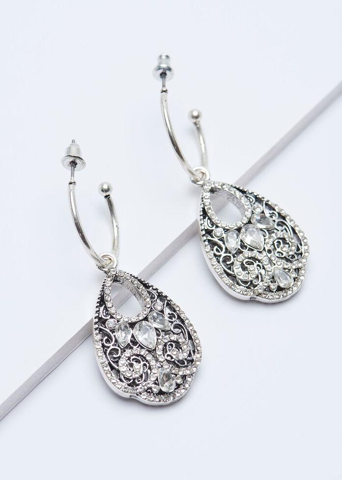 Droplets Earrings, , hi-res